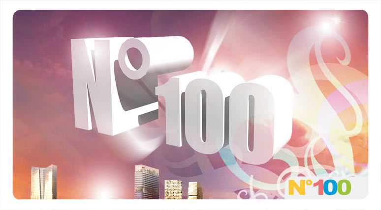 Médiane 100